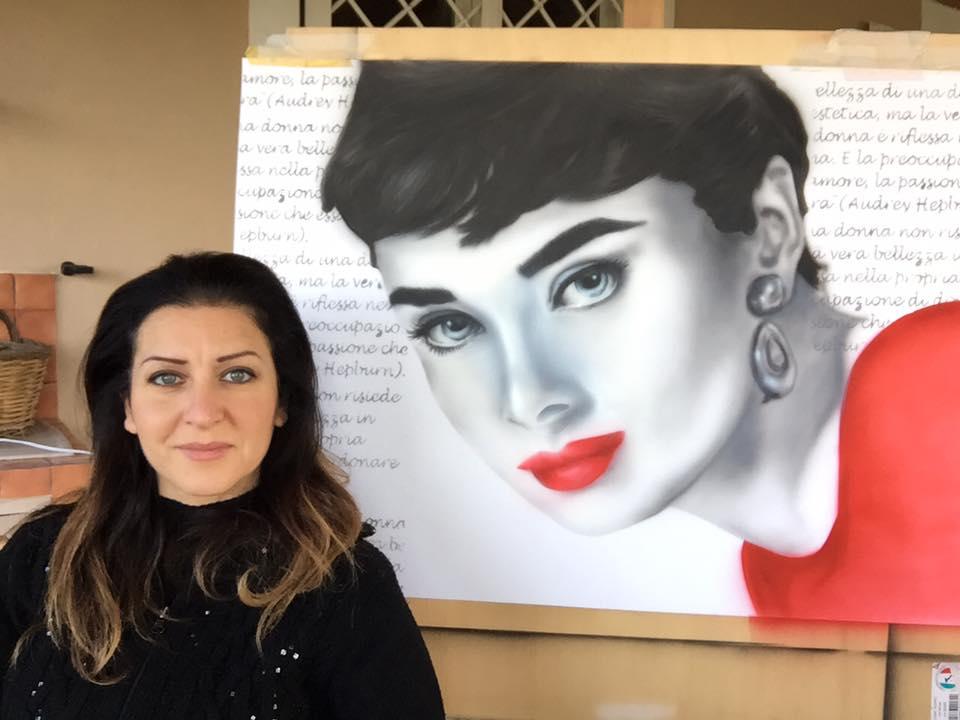 Ritratto - Audrey Hepburn