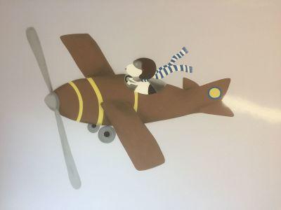 Decorazione cameretta - Aeroplanini