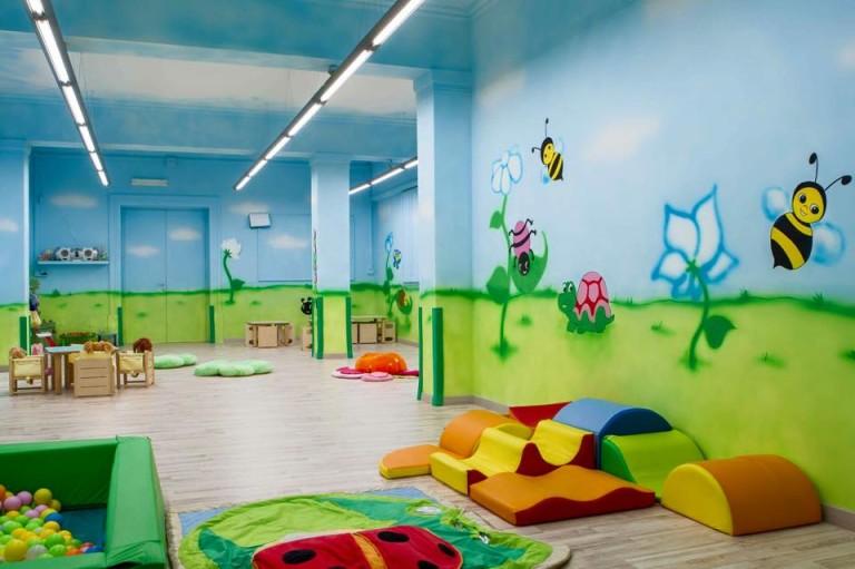 Murales Cameretta Bambini : Francesca decorazioni decorazione camerette bambini murales