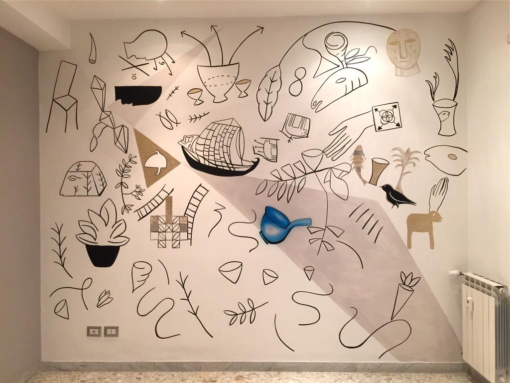 Favorito francesca decorazioni - Decorazione camerette bambini, murales  OJ13