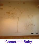 decorazione cameretta Baby Desney b