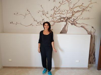Decorazione parete - Albero