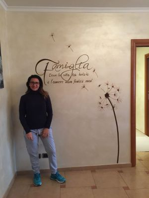 Decorazione parete - Famiglia